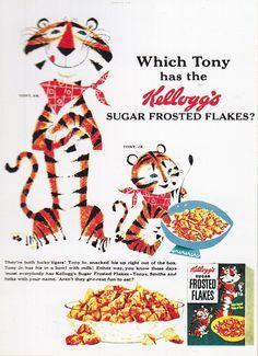 advertisements 1950 drawing