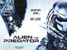 """Alien versus Predator - """"The enemy of my enemy is my friend""""."""