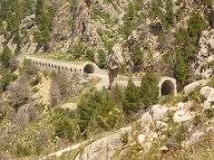 Just a little taster of the typical coastal mountain road in Mallorca, Spain.  A road cyclist's heavenly challenge in the mountains - and a hell of a challenge for the support car driver!  THEBIKESHED-Tetbury.net