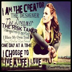 I am the CREATOR
