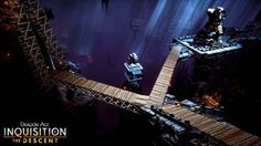 """Dragon Age: Inquisition """"The Descent"""" DLC download available next week"""