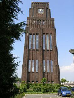 Watertoren Moordrecht.