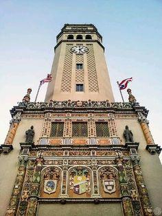 Torre Universidad de Puerto Rico