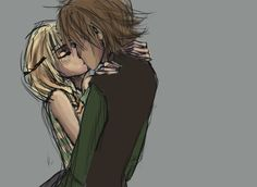 How To Train Your Dragon - : Astrid x Hiccup colored by ~roolph on deviantART