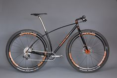 English Cycles 1x9 29er, hand built in the US