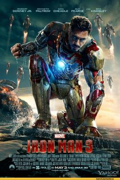 iron man 3,Marvel,постер,фильмы,кино,песочница,удалённое