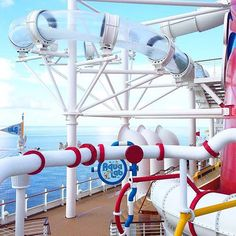 "With so many things to do, ""water"" you waiting for? (Photo: @jgrundig) #DisneyCruise"