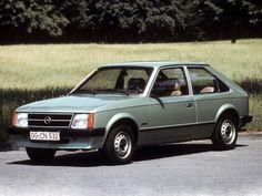 Opel Kadett 3-door (1979 – 1984).