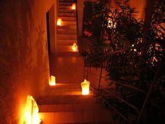 Kein elektrisches Licht abends nur Kerzenschein in Feynan EcoLodge. Foto: Doris Travel, Home Decor, Photos, Electric Light, Candles, Homemade Home Decor, Viajes, Traveling, Interior Design