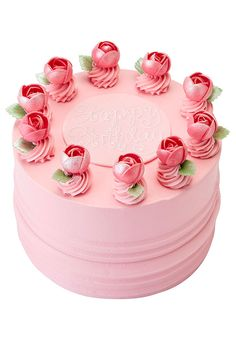 Peggy Porschen - 'Ring o' Roses' Layer Cake
