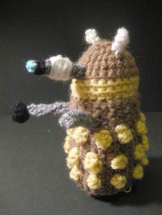 A custom made Dalek for a friend #doctorwho