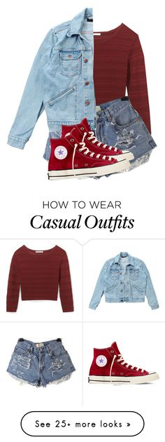 """""""casual"""" by citray on Polyvore featuring Rebecca Minkoff, Wrangler and Converse"""