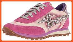 Marc Jacobs Women's Astor Lightning Bolt Jogger Fashion Sneaker, Pink/Multi, 38 EU/8 M US - Sneakers for women (*Amazon Partner-Link)