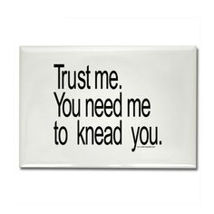 Massage Therapist Quotes | Massage Therapist Fridge Magnets | Massage Therapist Refrigerator ...