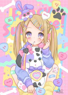 ©manamoko  ♥Sugar♡Lollipop展示作品♥