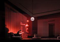 2014 Aida Giusepppe Verdi Regie: Tatjana Gürbaca Bühnenbild und Licht: Klaus Grünberg Kostüme: Silke Willrett Opernhaus Zürich
