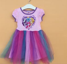 MY LITTLE PONY TUTU DRESS Price: $19.99, Free Shipping Options: 2T, 3T, 4T, 5, 6 click to purchase