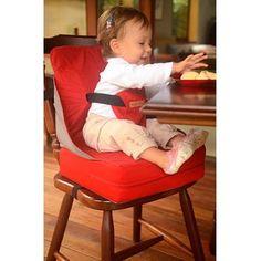 Apenas R$279,90. Cadeira para alimentação portátil e pratica. Deixa seu bebê mais alto em qualquer tipo de cadeira. Baby Up! Super...