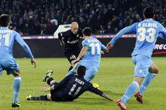 Napoli-Inter non è sfida di testa