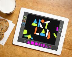 MoMA's Art Lab App offers dozens of ways to explore creativity.