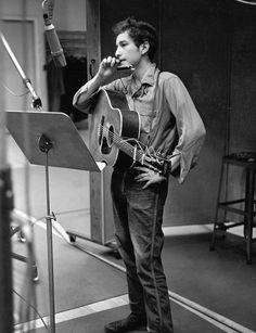 Bob Dylan, early 1960s