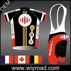 Accept Sample Order Pro Team Short Sleeve Cycling Jersey Set Bike