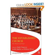 Price: $24.95 - Established Church: Past, Present and Future (Affirming Catholicism) - TO ORDER, CLICK THE PHOTO