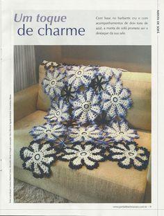 Edivana Croche: Tapete