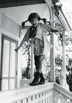 Pippi Langstrømpe / Longstocking