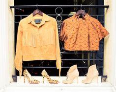 We raided Juliana Santos' Paris Fashion Week closet.
