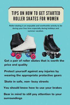Sport Girls Corner: Tips on how to get started roller skates for women