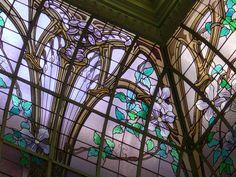 Banque du Crédit Lyonnais – 7bis/9 rue Saint-Georges, Nancy (54) by Yvette Gauthier, via Flickr