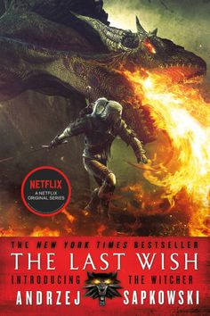 """Read """"The Last Wish Introducing the Witcher"""" by Andrzej Sapkowski available from Rakuten Kobo. Now a Netflix original series! Geralt the Witcher -- revered and hated -- holds the line against the monsters plaguing h. The Witcher Book Series, The Witcher Books, Date, The Tower Of Swallows, Wish Online, Sword Of Destiny, The Last Wish, Blood Elf, Netflix Original Series"""