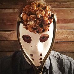Get Alton Brown's recipe for Popcorn Balls this Halloween. Individually-wrapped, small versions are perfect for trick-or-treat giving.