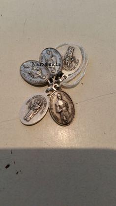 Devotie medaille Herman Wijns, 2 cm