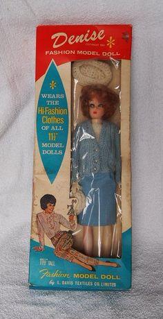 US $9.99 Used in Dolls & Bears, Dolls, Barbie Vintage (Pre-1973)