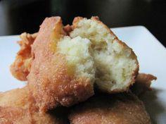 Panikeke Lapotopoto - Samoan Round Pancakes