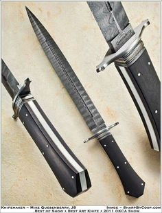 Love the blade on this. Maker??