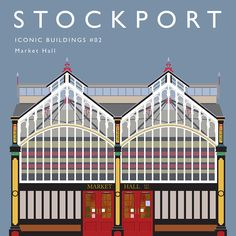 This beautiful Grade II listed, covered market hall is at the historic heart of Stockport's Old Town. Stockport Market Place is one of the last remaining traditional street markets in the North West and after 750 years in business, it is still going strong.