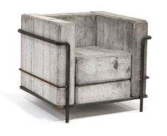 Concrete Le Corbusier by Stefan Zwicky.