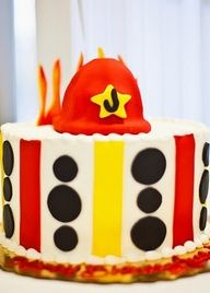 fire engine birthday party ideas - Google Search