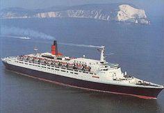 Cunard QE2