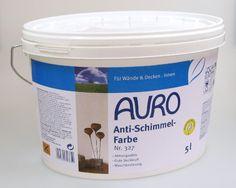 AURO Anti-Schimmel-Farbe - 5L Auro http://www.amazon.de/dp/B000M02XYE/ref=cm_sw_r_pi_dp_YXrRub14RHTSV