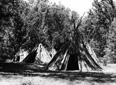 Teepee, Volcano,Calif. 399-4 ---7-30-80 by km6xo, via Flickr