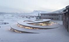 BIG – La Maison des Fondateurs (Le Brassus, Switzerland)