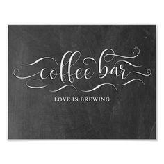 Coffee Bar Wedding, Candy Bar Wedding, Wedding Signs, Wedding Day, Wedding Reception, Rustic Wedding, Dessert Wedding, Reception Food, Coffee Chalkboard