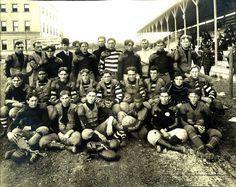 1904 Nebraska Football Team.....from Vintage Nebraska on FB