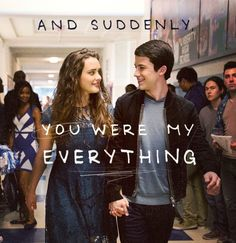 If only this happened... Clay x Hannah, 13 Reasons Why