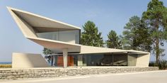 House in Lagonisi By Pavlos Chatziangelidis
