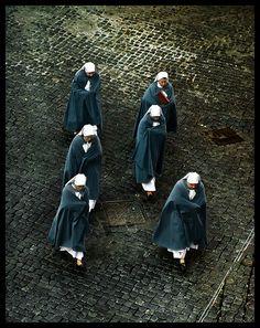 Nuns in Rome...    Scattata vicino Campo de' Fiori, a Roma